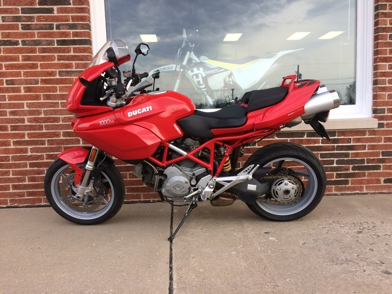 Ducati Multistrada 1000ds Motorcycles For Sale In Illinois