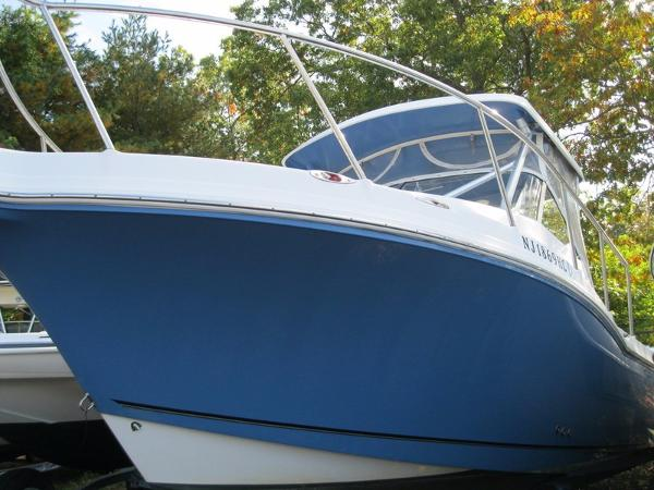 2010 Atlantic 2700WA