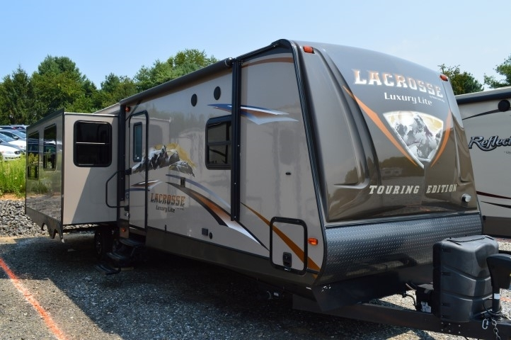2014 Prime Time Manufacturing Lacrosse 327 RES