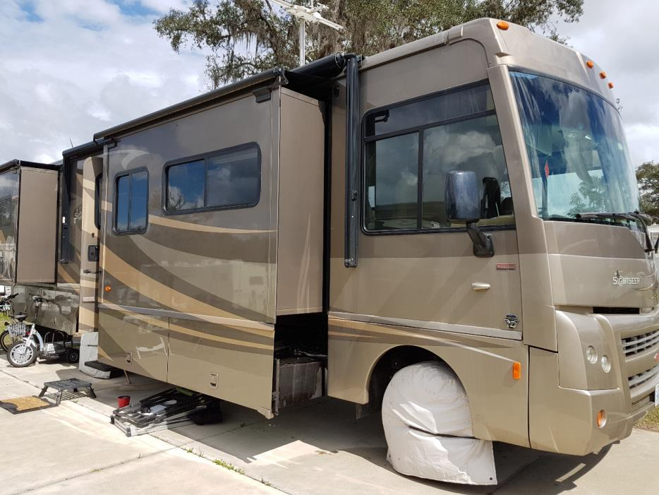 2010 Winnebago SIGHTSEER 33C
