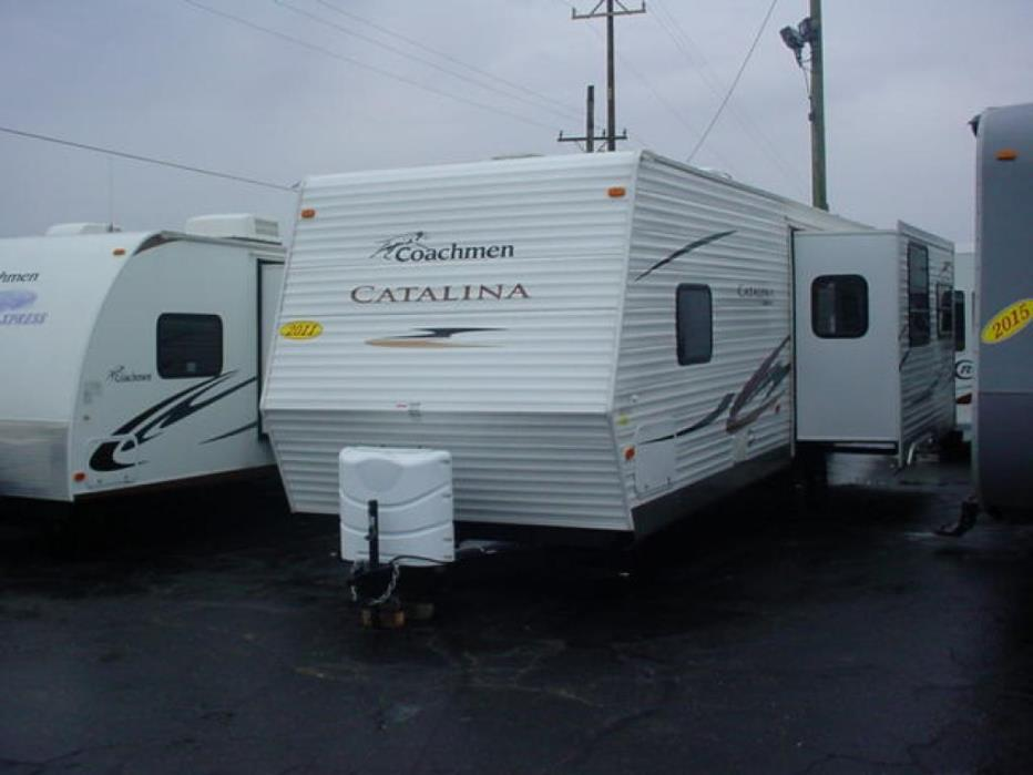 2011 Coachmen Catalina 29RLS