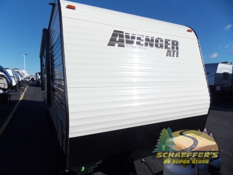 2017 Prime Time Rv Avenger ATI 26BBS