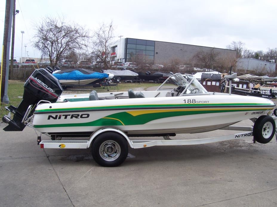 2003 Nitro 188 Sport