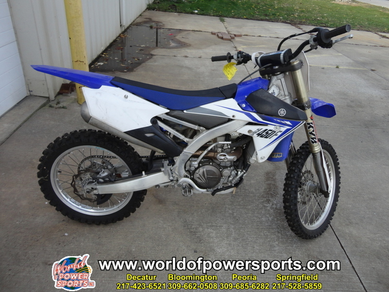 Yamaha Yz450f Yz 450 F motorcycles for sale