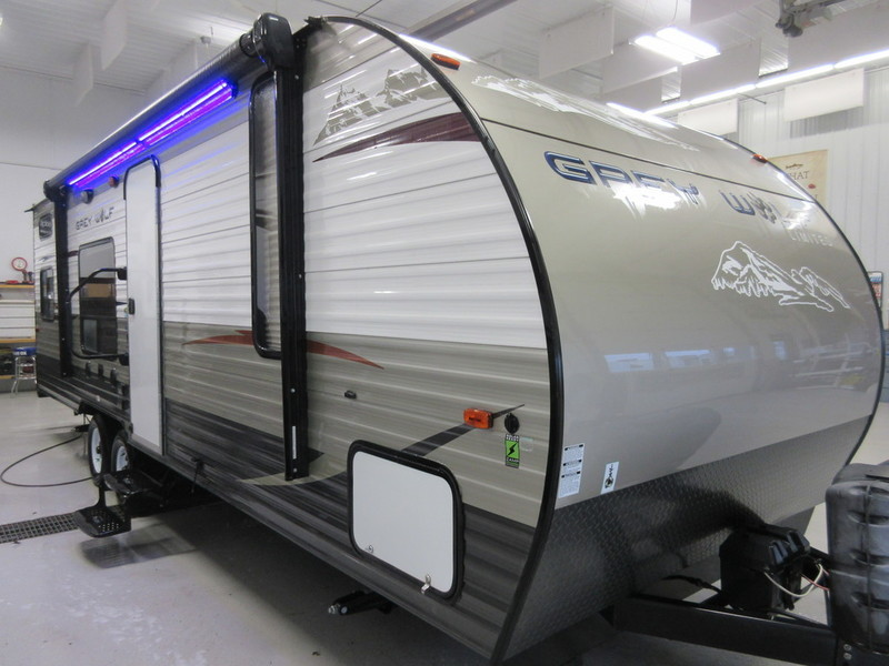 2014 Forest River Cherokee Grey Wolf 26BH