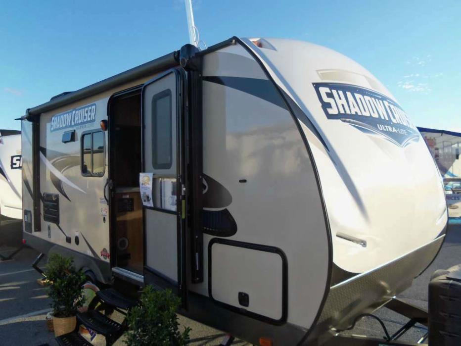 2016 Cruiser Rv Shadow Cruiser RV SC 195WBS