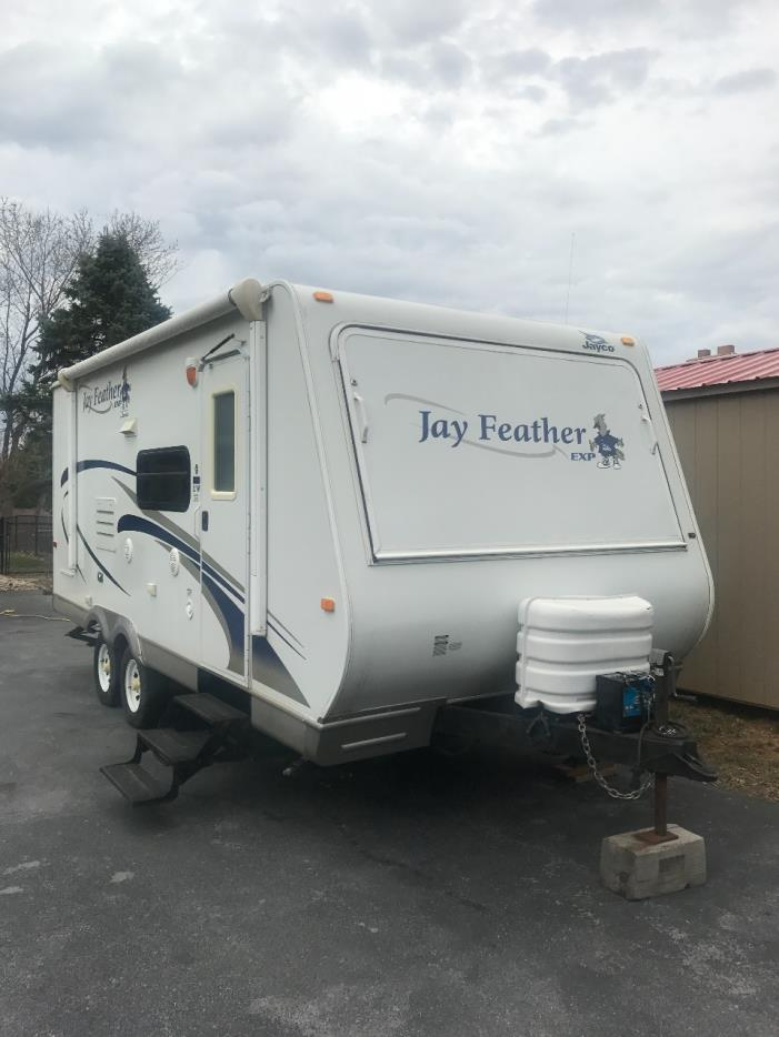 2009 Jayco JAY FEATHER 21M