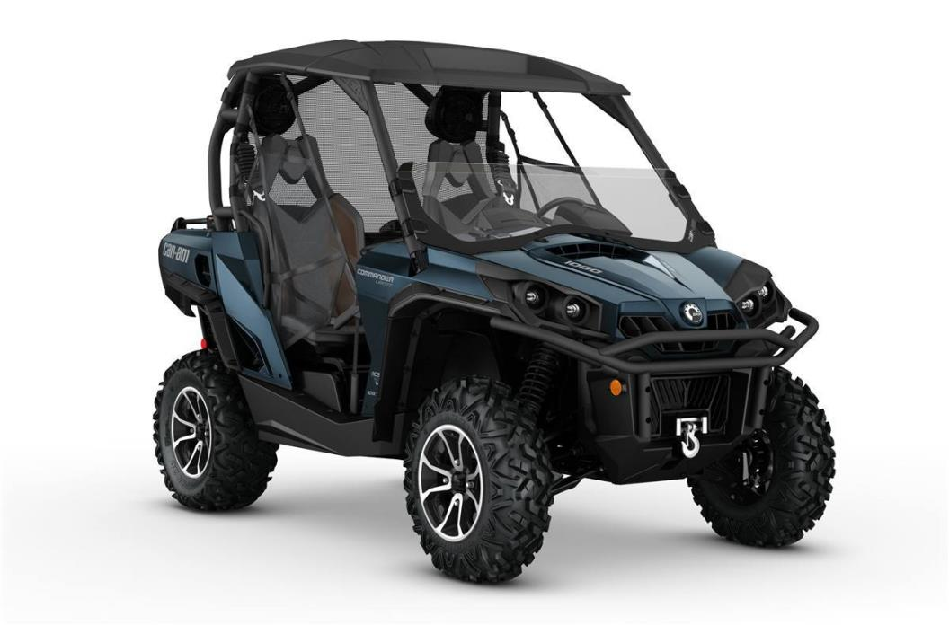 2017 Can-Am Commander Limited 1000
