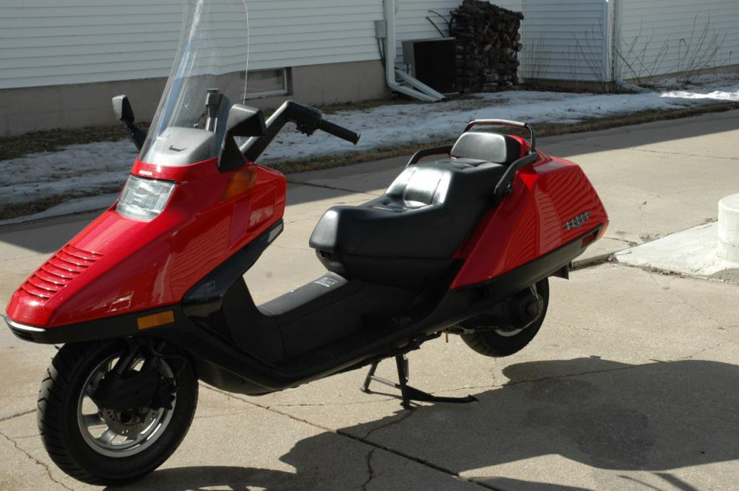 Honda Helix Cn250 motorcycles for sale