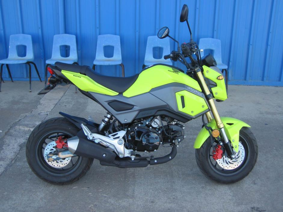 honda grom motorcycles for sale in oklahoma. Black Bedroom Furniture Sets. Home Design Ideas