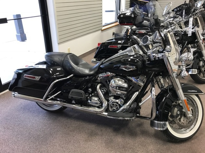 2014 Harley-Davidson FLHR - Road King