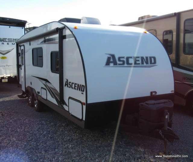 2013 Evergreen Ascend RV A231RKB