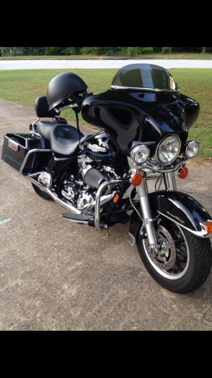 harley davidson road king peace officer motorcycles for sale. Black Bedroom Furniture Sets. Home Design Ideas