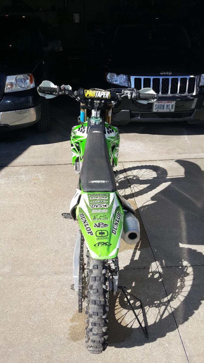 2011 Kawasaki KFX