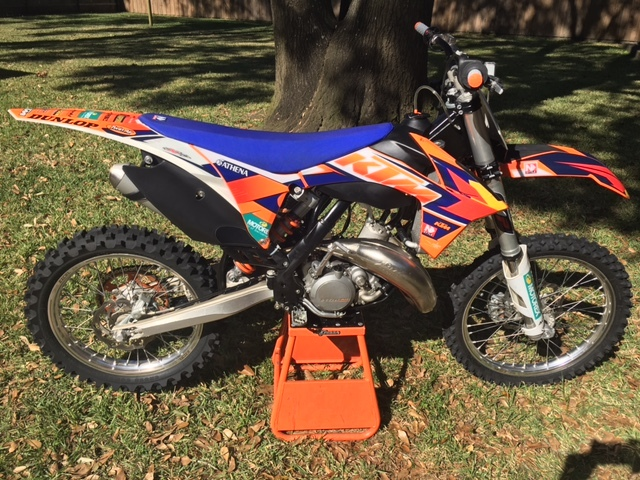 ktm sx 150 motorcycles for sale in houston, texas