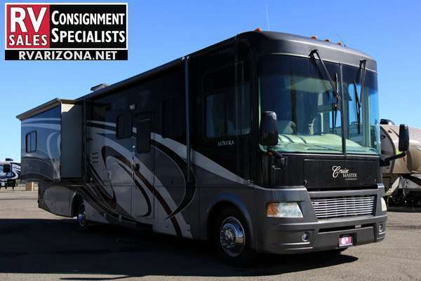 2005 Georgie Boy Cruise Master Luxura 3755TS