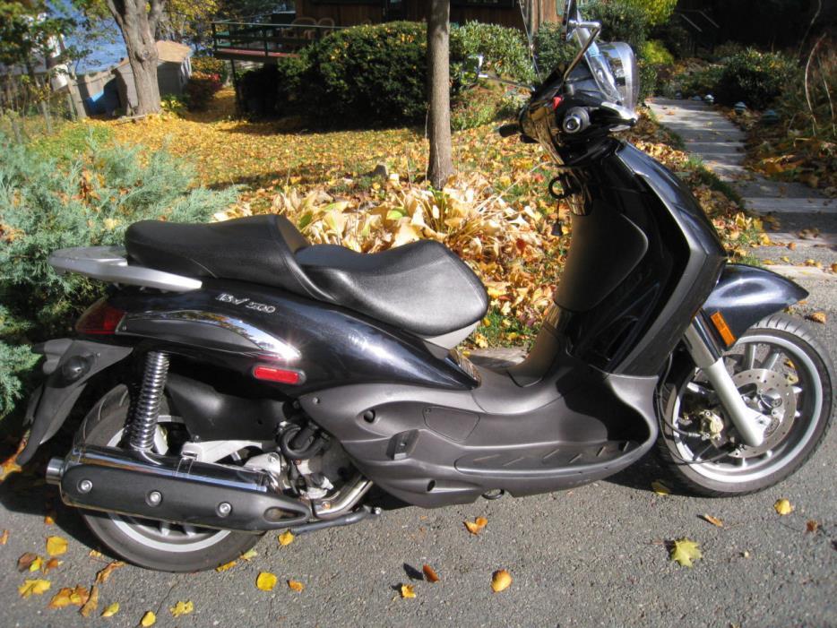 2007 Piaggio BV 500