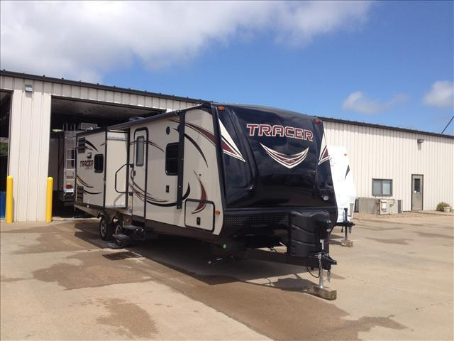 2016 Tracer By Prime Time Manufacturing Tracer Executive Series Travel Trailer 2750RBS