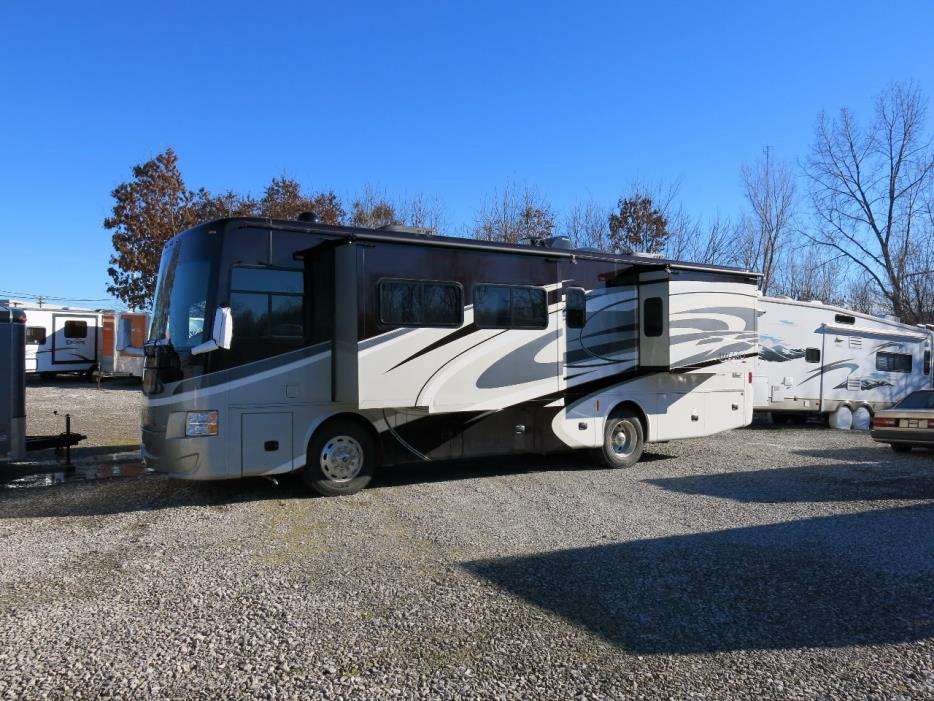 2017 Tiffin Motorhomes ALLEGRO RED 33AA