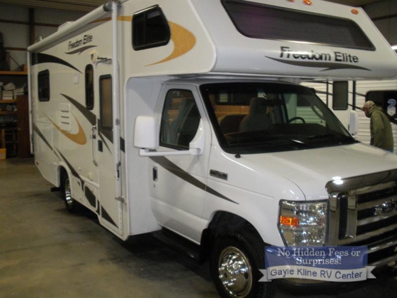 2010 Thor Motor Coach Freedon Elite 21C