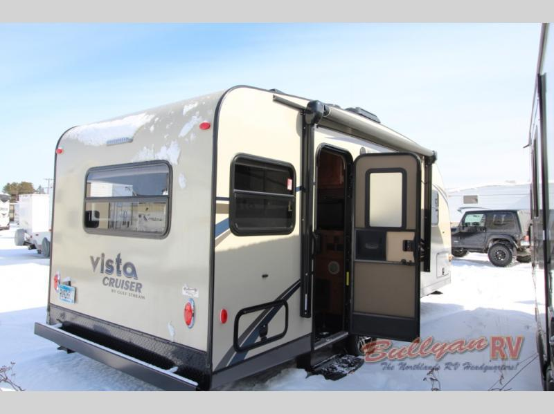 2016 Gulf Stream Rv Vista Cruiser 19ERD