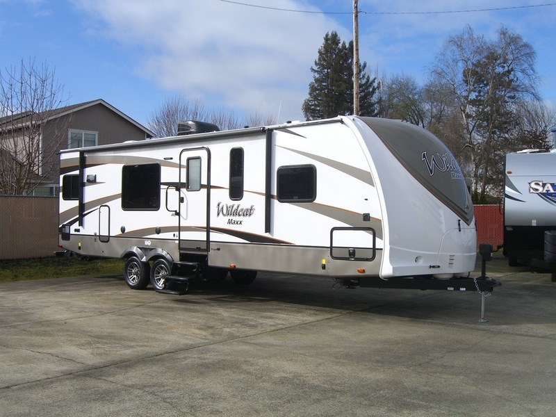 Forest River Wildcat Maxx Rvs For Sale In Salem Oregon