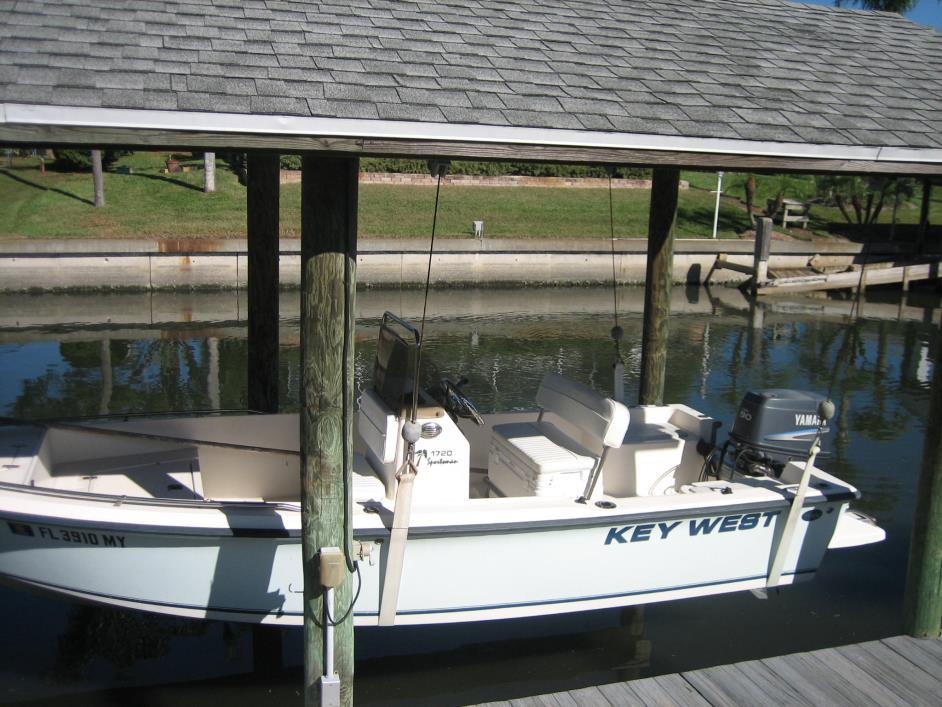 2005 Key West 1720 Sportsman