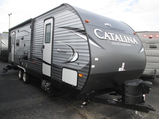 2017 Coachmen Catalina 263RLS Travel Trailer