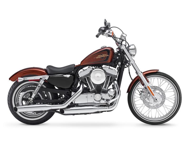 2014 Harley-Davidson XL1200V - Sportster Seventy-Two