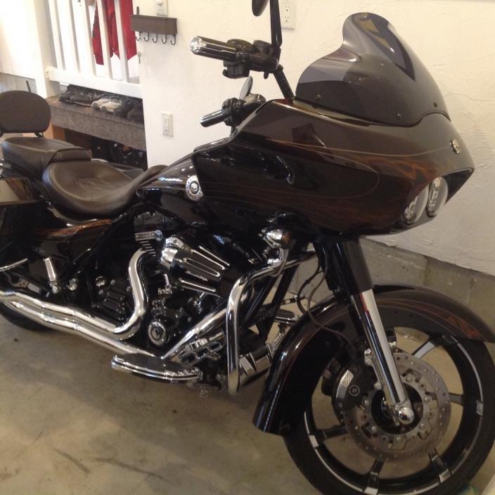 2012 Harley-Davidson ROAD GLIDE CVO