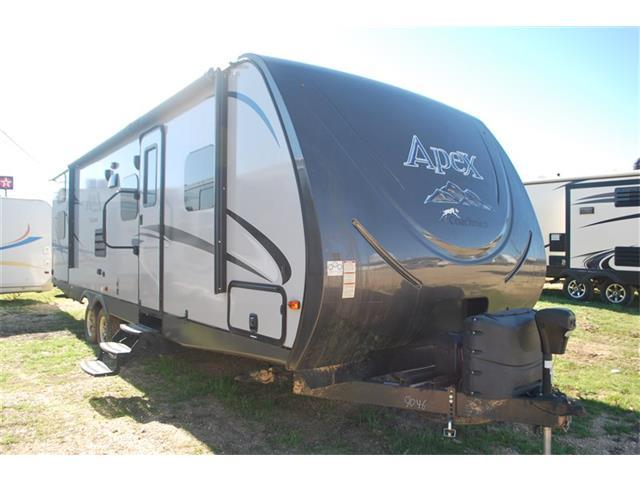 2016 Coachmen 289tbss APEX