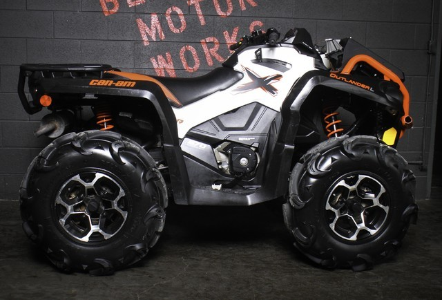 2016 Can-Am Outlander L 570 X mr