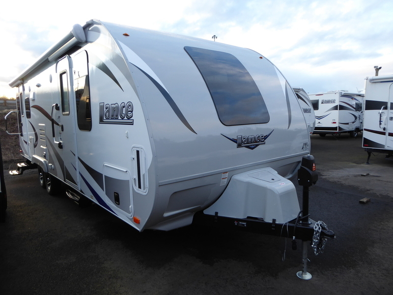 2017 Lance Travel Trailers 2375