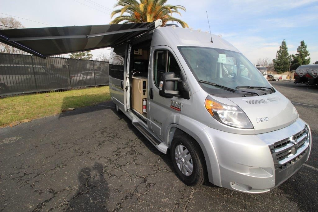 2017 Pleasure Way Lexor TS 3.6 Penstar