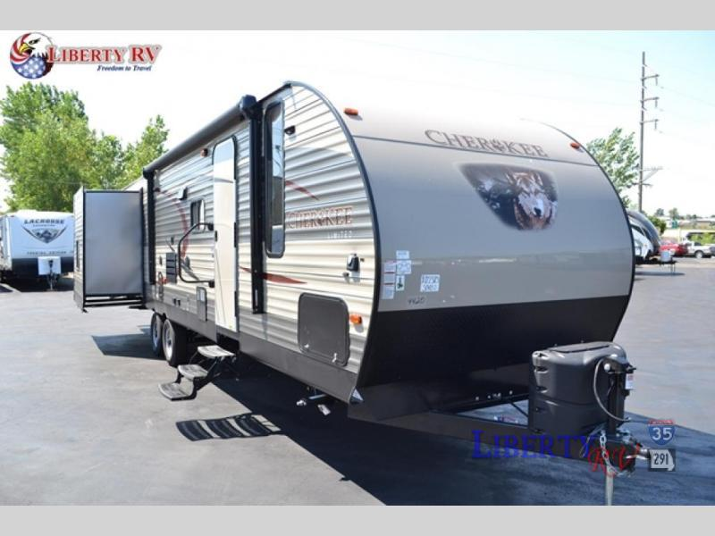 2017 Forest River Rv Cherokee 304BS