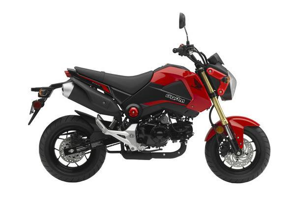 Honda Grom 125e motorcycles for sale
