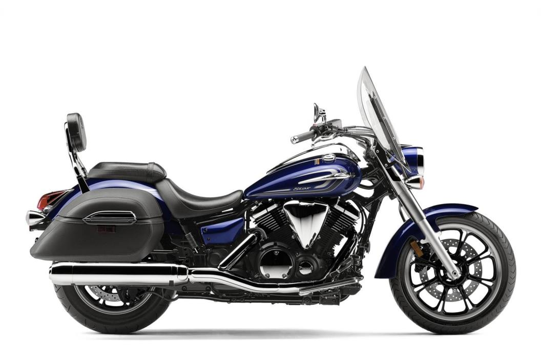 Yamaha v star 950 tourer motorcycles for sale in ohio for 11 1 8 x 13 g yamaha