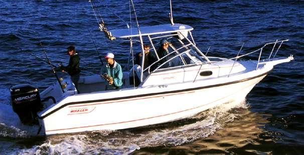 1997 Boston Whaler 23 Conquest