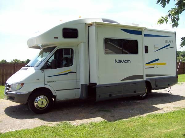 2006 Itasca NAVION 23H