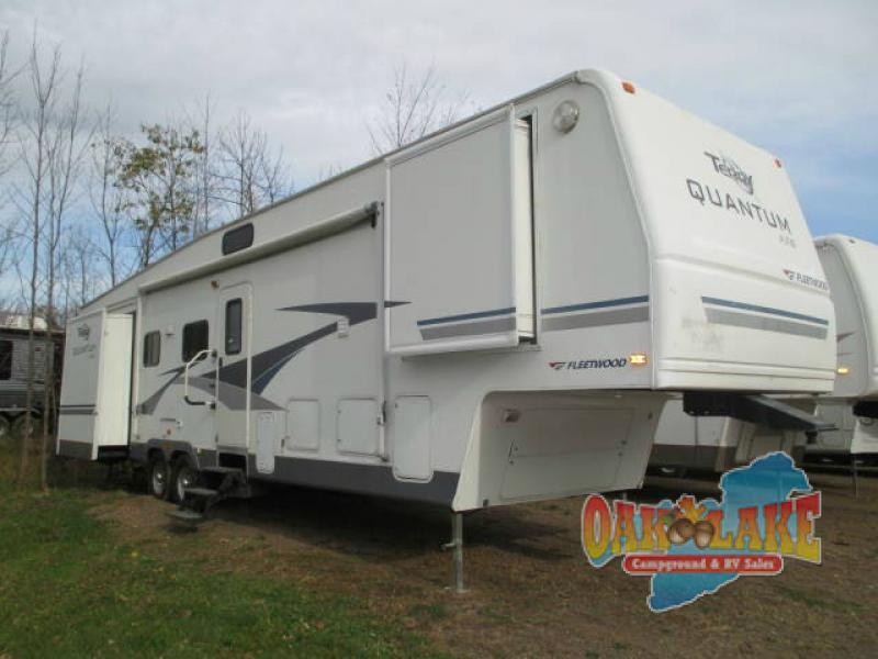 2005 Fleetwood Rv Terry AX6 Quantum 395RL5S