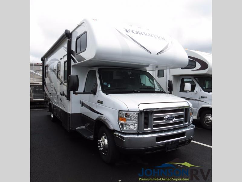 2017 Forest River Rv Forester 2501TS Ford