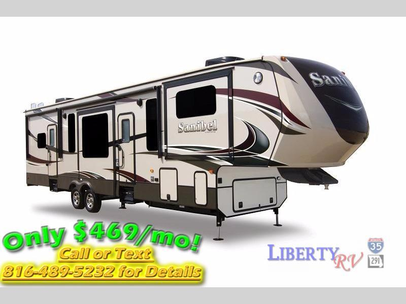 2017 Prime Time Rv Sanibel 3901