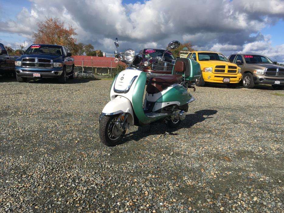 2016 BMS HERITAGE 150 SCOOTER