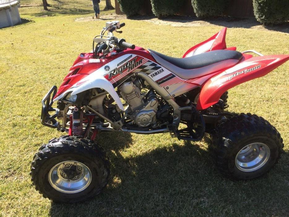 Yamaha raptor 700 motorcycles for sale in indiana for Yamaha raptor 700r for sale