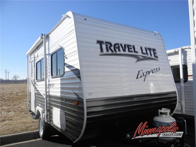 2017 Travel Lite Express E15Q