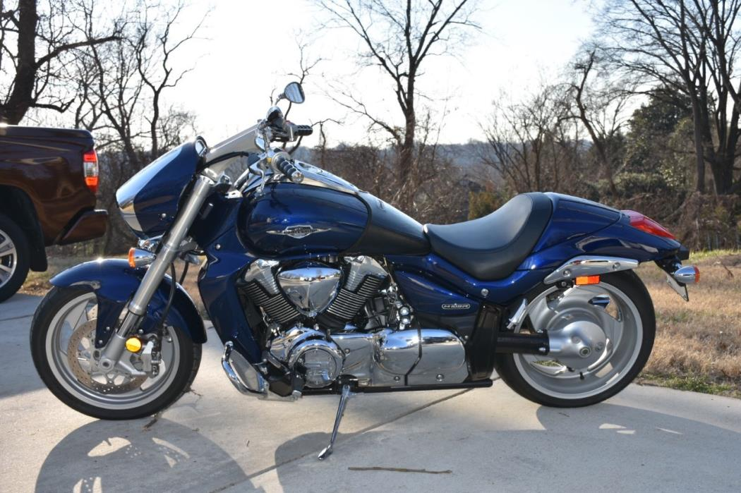 2011 suzuki boulevard m109r motorcycles for sale. Black Bedroom Furniture Sets. Home Design Ideas