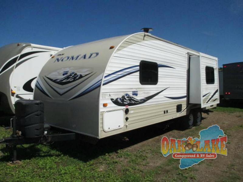 2014 Skyline Nomad Joey Select 260
