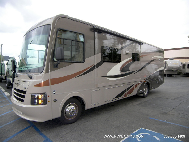 2017 Coachmen Pursuit 33BH Class A motorhome