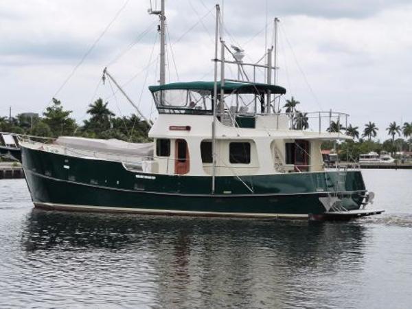 1994 Custom Build Trawler