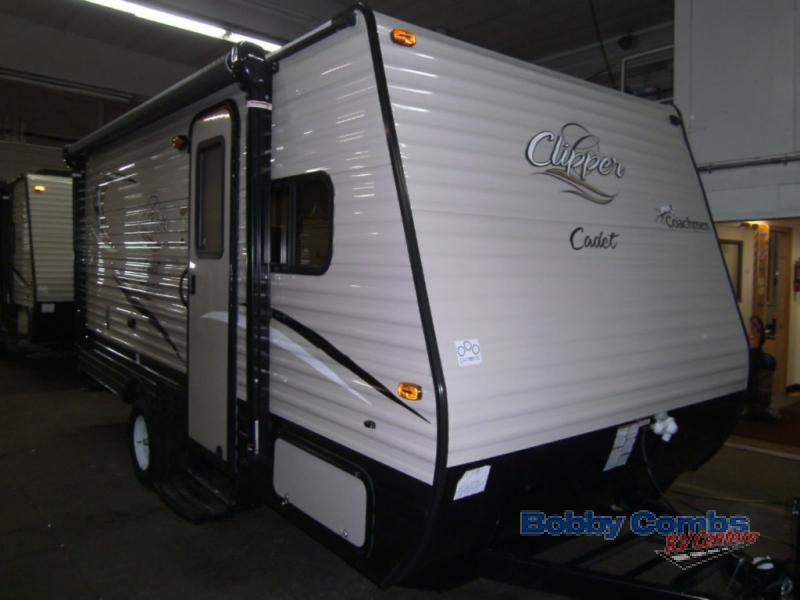 2017 Coachmen Rv Clipper Cadet 17CBH